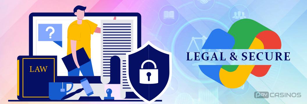 Legal secure